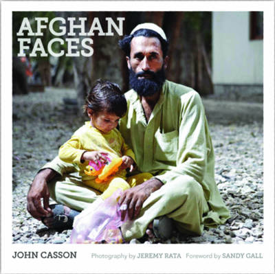 Afghan Faces (Hardback)