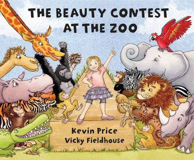 The Beauty Contest at the Zoo (Paperback)