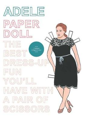 Adele Paper Doll: Cut-Out Paper Doll Book (Paperback)