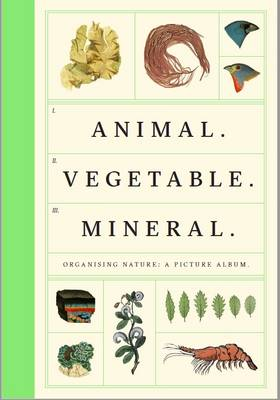 Cover Animal Vegetable Mineral