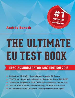 The Ultimate EU Test Book 2013 (Paperback)