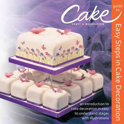 Easy Steps in Cake Decoration (Paperback)