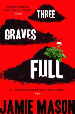 Three Graves Full (Paperback)