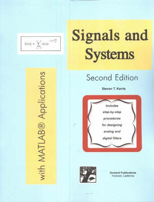 Signals and Systems: With MATLAB Applications (Paperback)