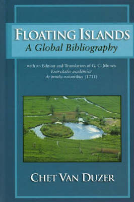 Floating Islands: A Global Bibliography (Hardback)