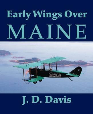 Cover Early Wings Over Maine