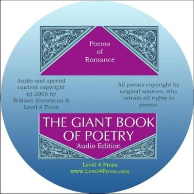 Giant Book of Poetry: Poems of Romance (CD-Audio)