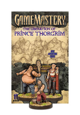 Liberation of Prince Thorgrim: Compleat Encounter (Game)