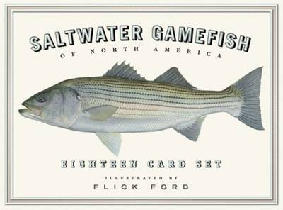 Saltwater Gamefish of North America Eighteen Card Set (Cards)