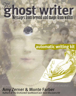 The Ghost Writer: Automatic Writing Kit - Messages from Beyond and Magic from within (Mixed media product)