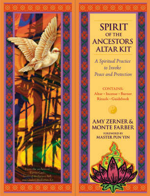 Spirit of the Ancestors Altar Kit: A Spiritual Practice to Invoke Peace and Protection (Mixed media product)