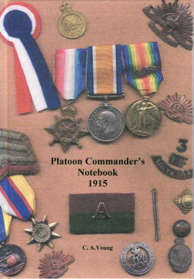Platoon Commander's Notebook 1915 (Hardback)