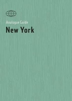 Analogue Guide New York (Paperback)