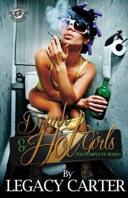 Cover Drunk & Hot Girls  (Paperback)