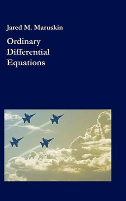 Ordinary Differential Equations (Hardback)