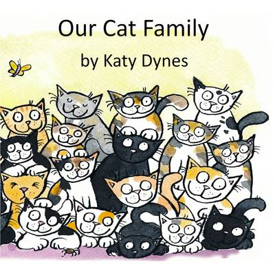 Our Cat Family (Paperback)