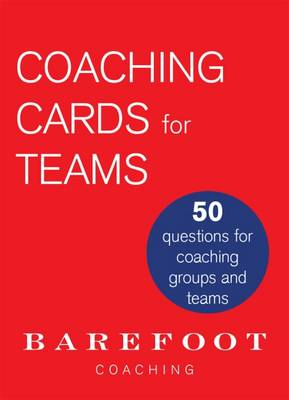 Coaching Cards for Teams - Barefoot Coaching Cards (Cards)