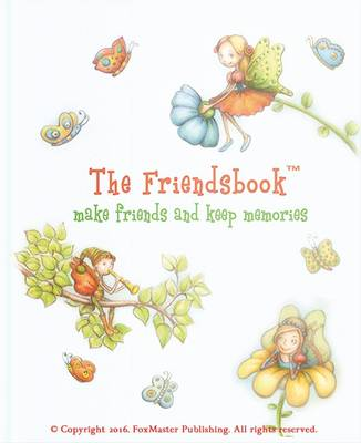 Cover The Friendsbook: Fairies