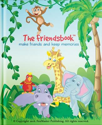 Cover The Friendsbook: Jungle