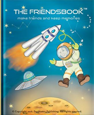 Cover The Friendsbook: Astronauts
