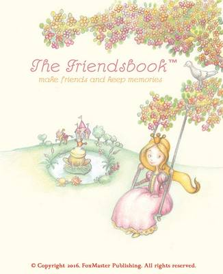 Cover The Friendsbook: Princesses