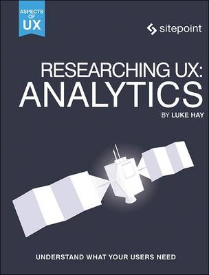 Cover Researching UX - Analytics