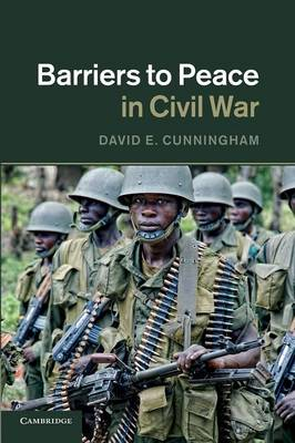 Barriers to Peace in Civil War (Paperback)
