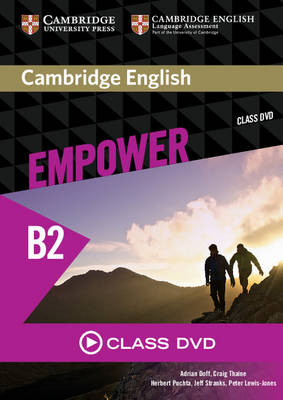 Cambridge English Empower Upper Intermediate Class DVD (DVD video)