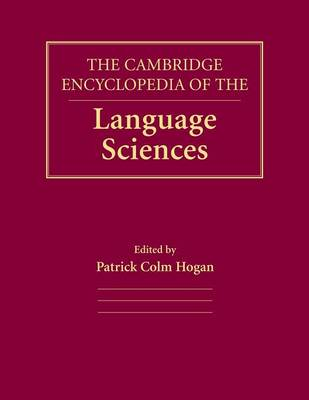 The Cambridge Encyclopedia of the Language Sciences (Paperback)