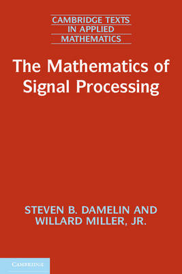The Mathematics of Signal Processing - Cambridge Texts in Applied Mathematics 48 (Paperback)