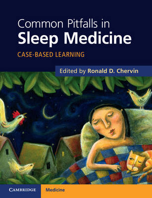 Common Pitfalls in Sleep Medicine: Case-Based Learning (Paperback)