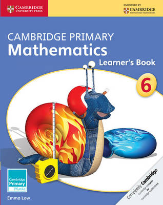 Cambridge Primary Mathematics Stage 6 Learner's Book - Cambridge Global English (Paperback)