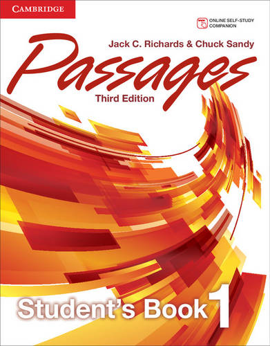 Passages Level 1 Student's Book (Paperback)