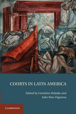 Courts in Latin America (Paperback)