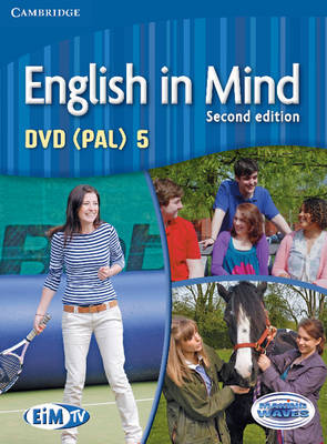 English in Mind Level 5 DVD (PAL) (DVD video)