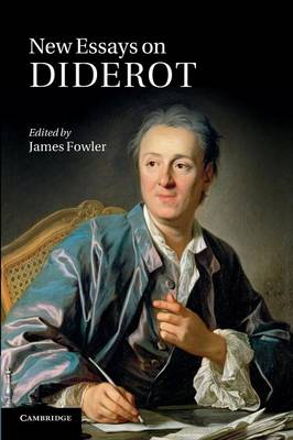 New Essays on Diderot (Paperback)