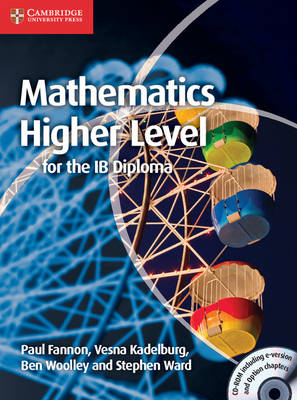 Mathematics for the IB Diploma: Higher Level with CD-ROM - IB Diploma (Mixed media product)