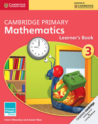 Cambridge Primary Mathematics Stage 3 Learner's Book - Cambridge Primary Maths (Paperback)