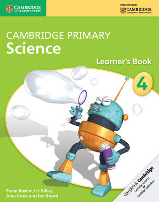 Cambridge Primary Science Stage 4 Learner's Book - Cambridge Primary Science (Paperback)