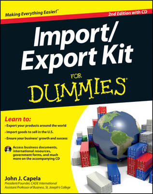 Import/export Kit for Dummies (Paperback)