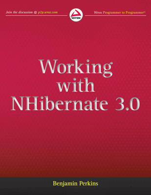 Working with NHibernate 3.0 - Wrox Blox (Paperback)
