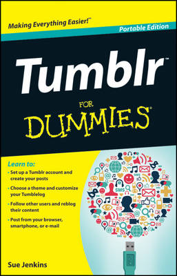 Tumblr For Dummies (Paperback)