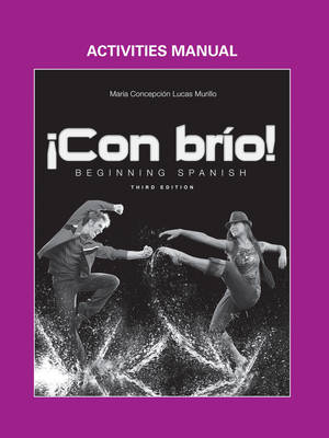 Con Brio: Beginning Spanish Activities Manual (Paperback)