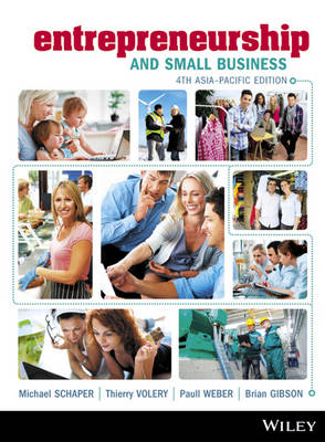 Entrepreneurship and Small Business (Paperback)
