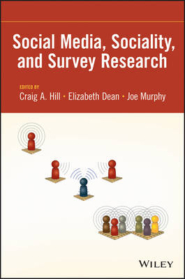 Social Media, Sociality, and Survey Research (Paperback)