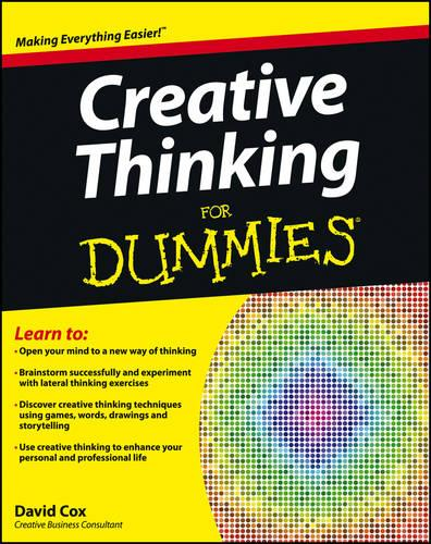 Creative Thinking For Dummies (Paperback)