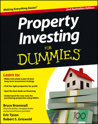 Property Investing For Dummies (Paperback)