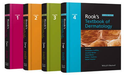Cover Rook's Textbook of Dermatology