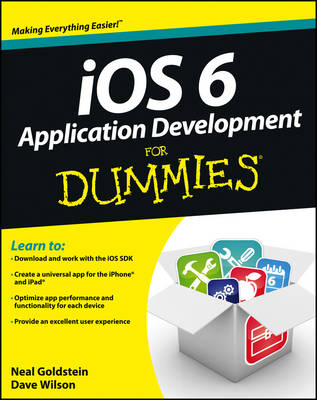 IOS 6 Application Development For Dummies (Paperback)