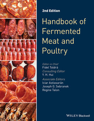 Handbook of Fermented Meat and Poultry (Hardback)